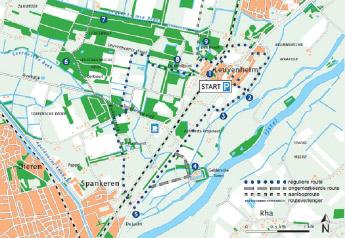Kaartje-Leuvenschepad