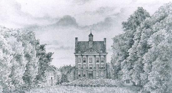 Loenense-enkenpad_Kasteel-ter-Horst_Tek.KTH–H.G.Werner-1891ets