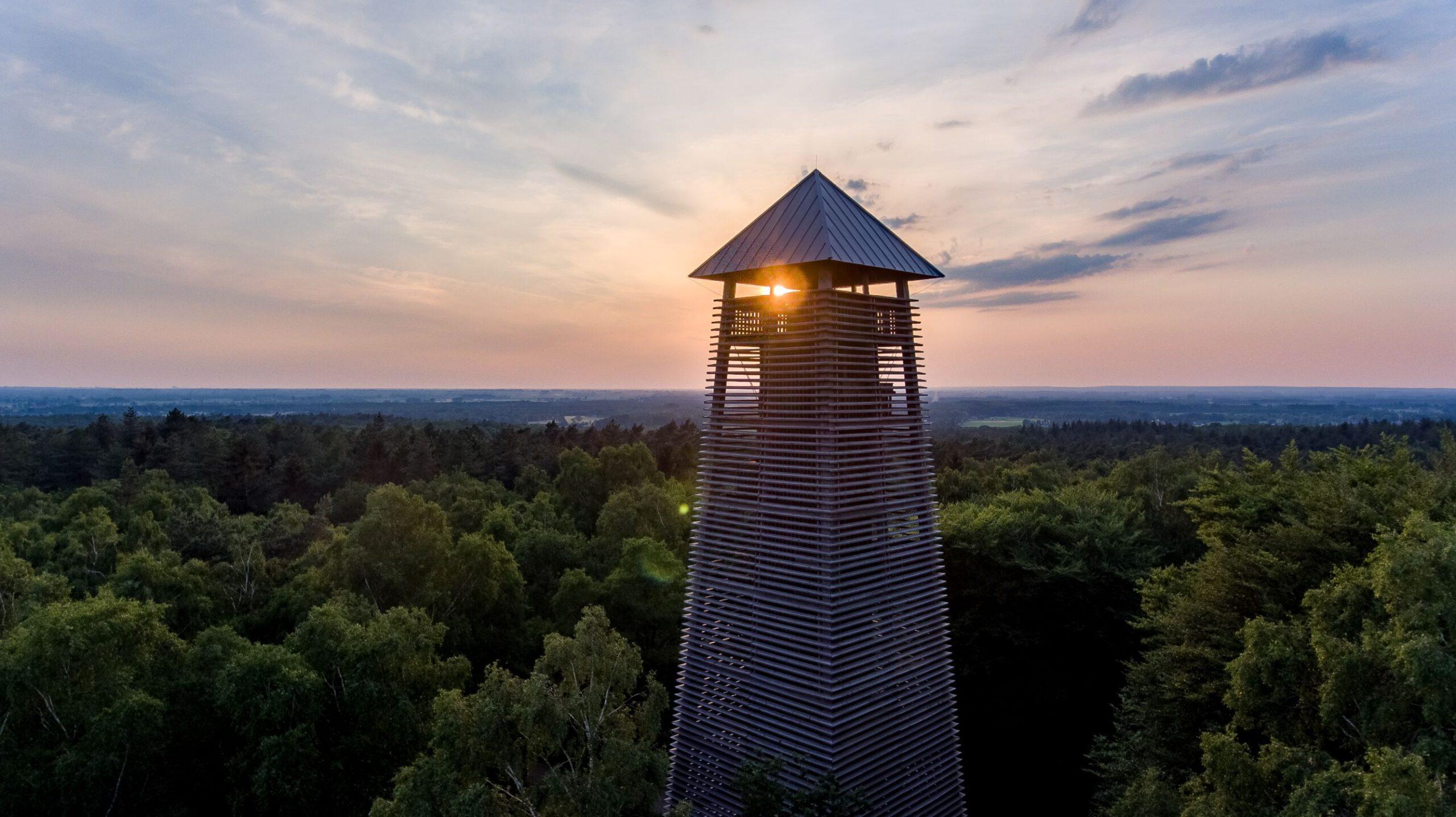 Uitkijktoren Hulzenberg ©Erwin Sloot