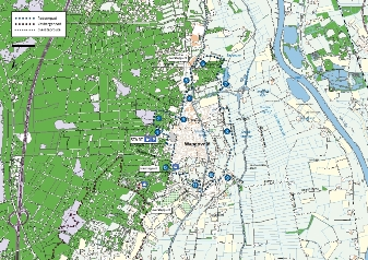 kaart_Paddenpad
