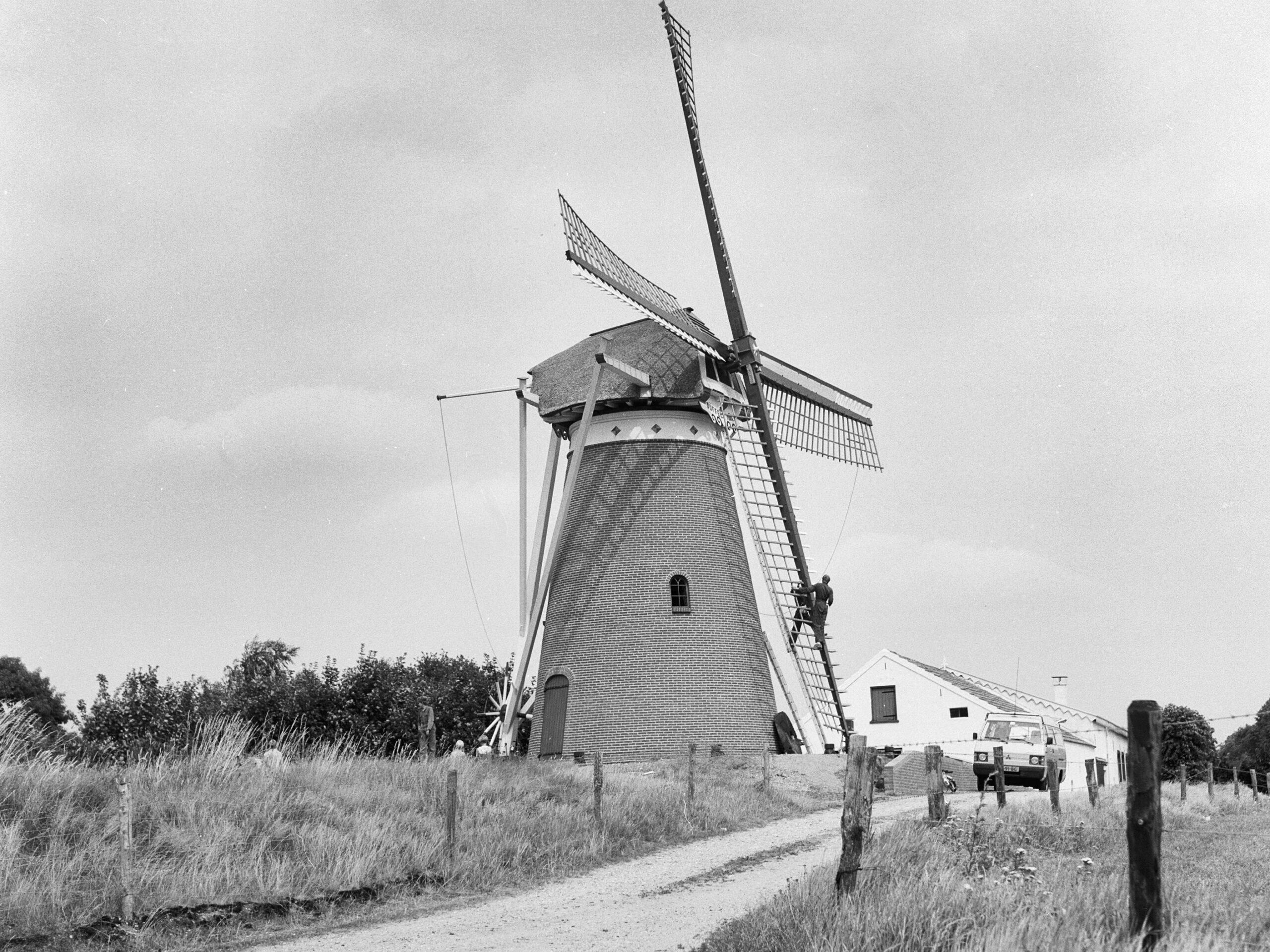 Molen Rijksdienst Cultureel Voor Erfgoed