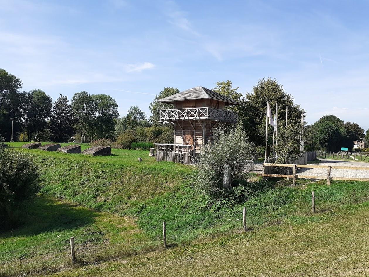 Romeinse Wachttoren Gijp Vd Kolk