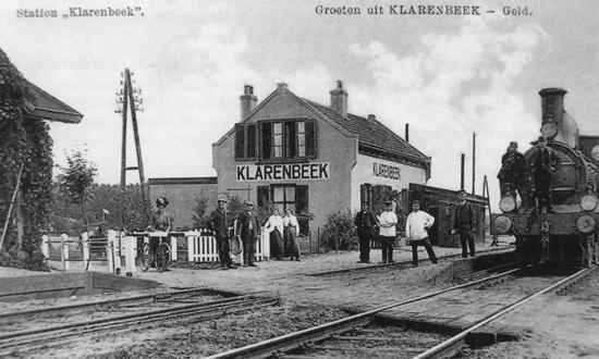 Station Klarenbeek 1902 (2) Www.oud Apeldoorn.nl